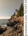 Bass Harbor Lighthouse, Acadia National Park, Maine, Mount Desert Island, United States of America 76508710