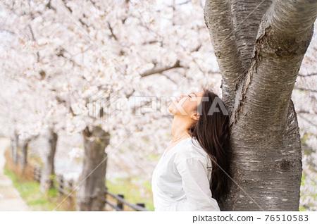 櫻桃女人肖像 76510583