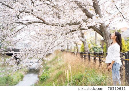 櫻桃女人肖像 76510611
