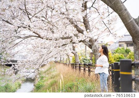 櫻桃女人肖像 76510613