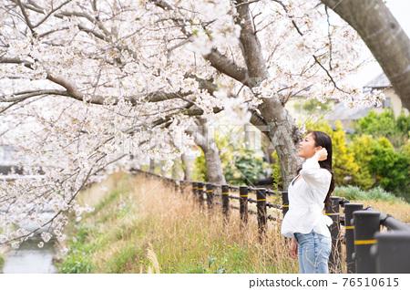 櫻桃女人肖像 76510615