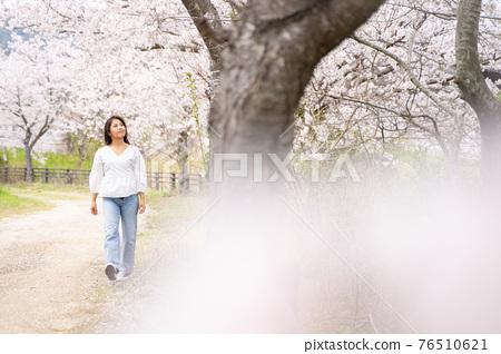 櫻桃女人肖像 76510621