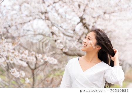 櫻桃女人肖像 76510635