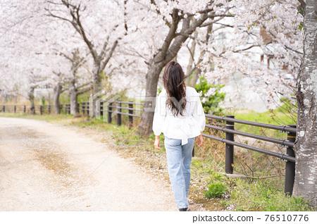 櫻桃女人肖像 76510776