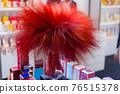 red bouquet decoration for interior decoration 76515378