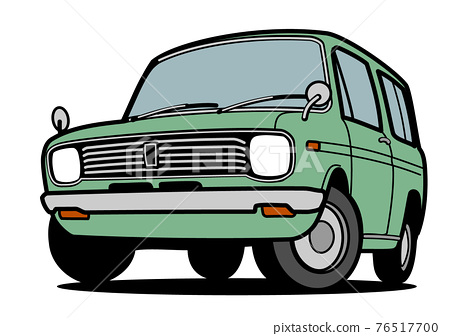 矢量 車 交通工具 76517700