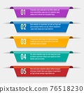 Tabs banners elements 76518230
