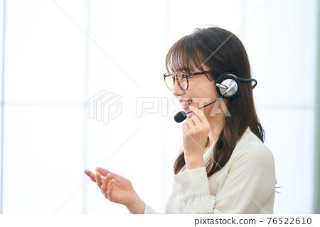 female, lady, woman 76522610