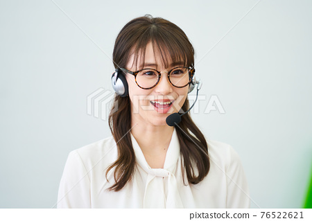 female, lady, woman 76522621