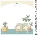 interior, interiors, sofa 76525680