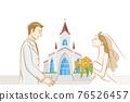 新郎 新娘 婚禮 76526457