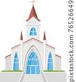 小教堂 度假村婚禮 度假風格的婚禮 76526649