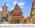 Rothenburg_Plain Line_July_12 o'clock 76529502