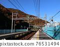 Kobe Electric Railway Karatsudai Station 76531494