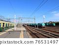 railway, railroad, railway track 76531497