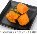 pumpkin, stewed, boiled dish 76533380