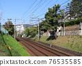 railway, scene, scenery 76535585