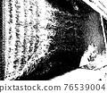 Grunge mottled stone surface. Small crushed stone, granite 76539004