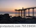 Sea, the  beach, Beach 76539494