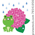 雨季 梅雨 下雨 76541056