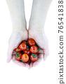 蕃茄 番茄 手 76541838