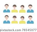 圖標 Icon 男人和女人 76545077