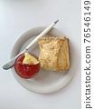 맛있는 스콘으로 시작하는 여유로운 아침 76546149