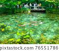 莫奈的池塘 76551786