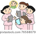 護士 會議 開會 76568079