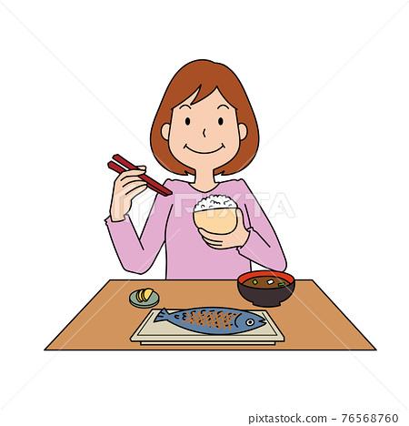 breakfast, meal, eating 76568760