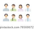 圖標 Icon 男人和女人 76569072