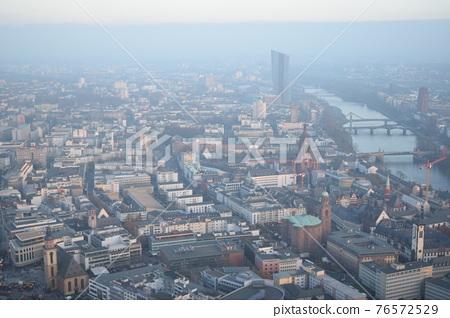 Frankfurt / Römer Square (Germany) 76572529