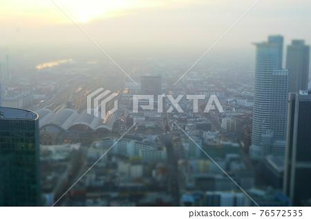 Frankfurt Central Station (Germany) 76572535