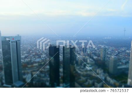 frankfurt, town areas, City View 76572537
