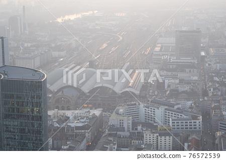 Frankfurt Central Station (Germany) 76572539