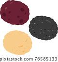 牡丹餅 荻餅 和菓子 76585133