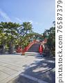住吉大社是住吉神社的頭廟,是大阪最大的神社。 76587379