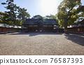 住吉大社是住吉神社的頭廟,是大阪最大的神社。 76587393