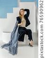 Fashion Model Dress 76590962
