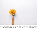 Eco friendly plant based cleaning brush 76600429