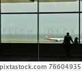 haneda airport, airport, runway 76604935