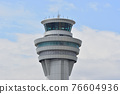 Haneda Airport Control Tower 76604936