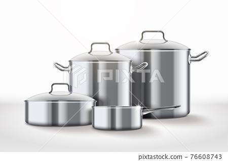 Stainless steel utensils 76608743