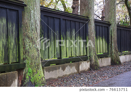 kakunodate, spring, samurai residence 76613751
