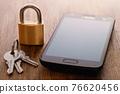 智能手機的安全性 76620456
