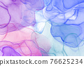 Alcohol ink background 76625234