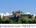 Medieval castle of gruyeres, switzerland 76628757