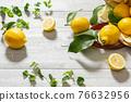 lemon, lemons, fruit 76632956