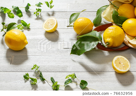 lemon, lemons, fruit 76632956