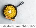 玉米 玉蜀黍 黃油 76636822